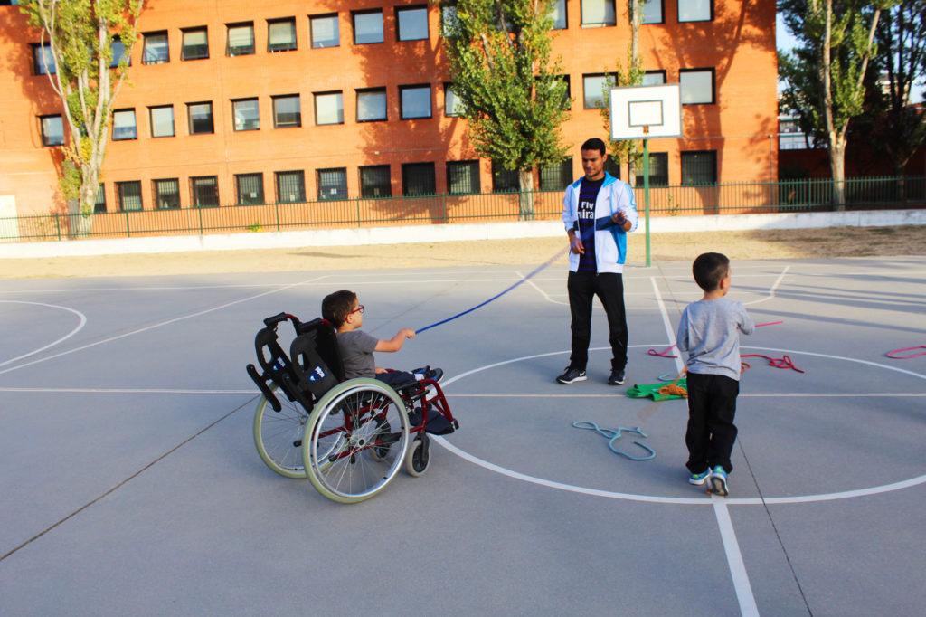 Celebraciones Día de la Discapacidad