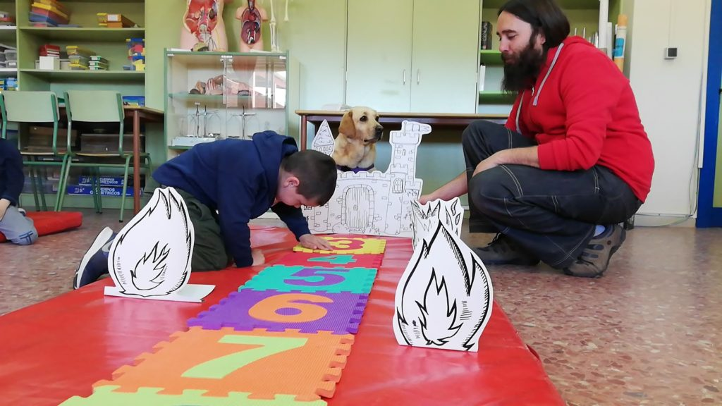 Programa Educación Inclusiva con Perros